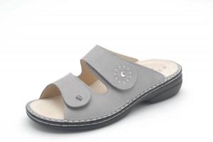 FinnComfort Pantolette BEVERLY-S mouse (Größe: 39)