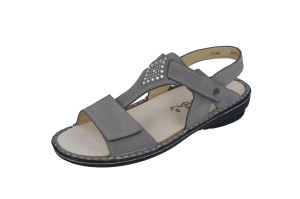 FinnComfort Damen-Sandale  Calvia mouse (Größe: 36)
