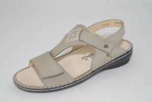 FinnComfort Damen-Sandale  Calvia rock (Größe: 41)