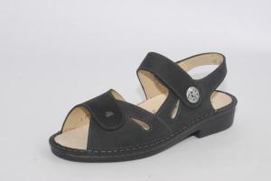 FinnComfort Sandale COSTA schwarz (Größe: 5 1/2)