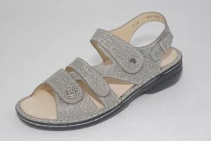 FinnComfort Damen-Sandale  GOMERA mud (Größe: 39)