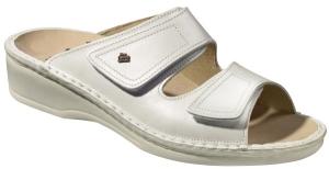 FinnComfort Sandale  Jamaika weiss  Perlato (Größe: 35)