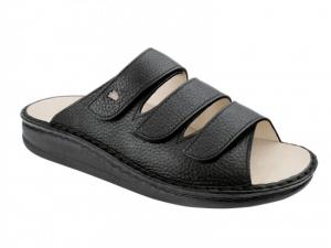 FinnComfort  Pantolette KORFU schwarz (Größe: 40)