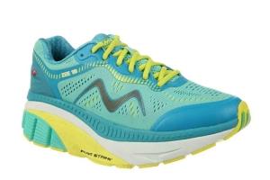 MBT Schuh Running Womens ZEE 18 W Aqua/Green (Größen:: 40)