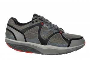 MBT Herrenschuh SABRA Trail 6 Lace UP - Mountain Grey (Größe: 47)