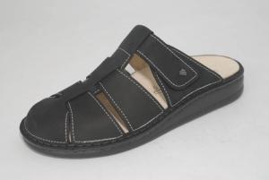 FinnComfort Herren-Clog OSUNA schwarz (Größe: 44)