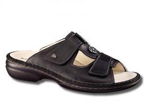 FinnComfort  Sandale Pattaya Schwarz (Größe: 40)