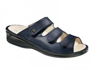 FinnComfort  Sandale Pisa Blau (Größe: 36)