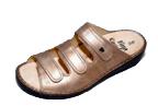 FinnComfort  Sandale Pisa Luxory Brass (Größe: 41)
