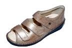 FinnComfort - Prophylaxe  Sandale  96400 Brass Luxory (Größe: 36)