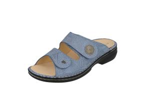FinnComfort Sandale  Sansibar hellblau ciel (Größe: 37)