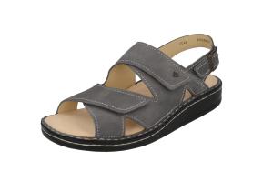 FinnComfort Sandale  Toro-Soft Grey (Größe: 46)