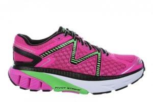 MBT Schuh Running Womens GT 16 Fuchsia /LimeGreen / Black (Größen:: 36)
