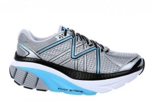 MBT Schuh Running Womens ZEE 16 W Silver / SkyBlue / Black (Größen : 40)