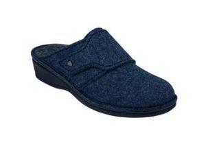 FinnComfort Wollfilz-Clog  ANDERMATT dunkelblau (Größe: 36)