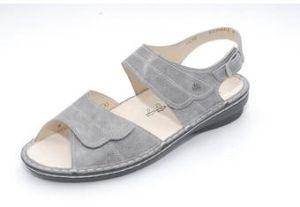 FinnComfort Damen-Sandale BARCA grey (Größe: 38)