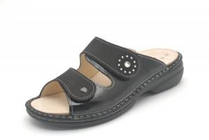 FinnComfort Pantolette BEVERLY-S schwarz (Größe: 40)