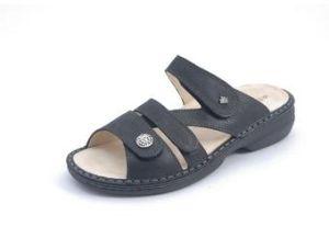 FinnComfort Damen-Sandale VENTURA-SOFT schwarz (Größe: 40)