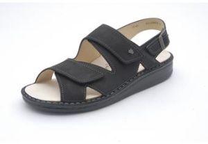 FinnComfort Sandale  Toro-Soft Schwarz (Größe: 40)