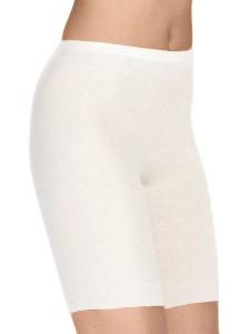Medima Classic Damen-Schlüpfer lang 20%  Angora schwarz (Größe: L)