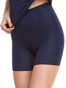 Medima Lingerie Kaschmir/Seide Damen-Schlüpfer normal blau (Größe: S)