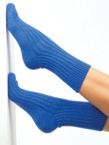 Medima Classic Kuscheldinger blau (Größen: 39-42)