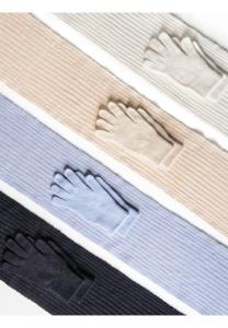 Medima Classic ThermoAS Set Schal/Handschuh, haut