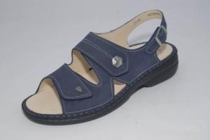 FinnComfort Damen-Sandale  MILOS atlantic (Größe: 37)