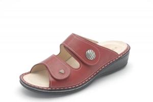 FinnComfort Pantolette PANAY-S pomodore (Größe: 41)