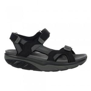 MBT Herrenschuh  Saka 6S Sport Sandal M black/charcoal (Größe: 45)