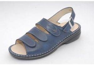 FinnComfort Sandale SALONIKI bluette (Größe: 40)