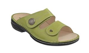 FinnComfort Sandale  Sansibar Green (Größe: 37)
