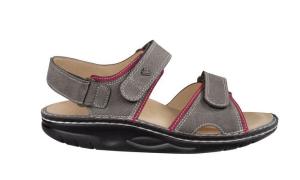 Finnamic Sandale  Yuma  grey/sandia (Größe: 36)