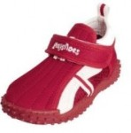 Playshoes Aquaschuhe in rot Gr. 18/19 (rot 174798 : Gr. 18/19)