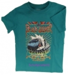 Quiksilver T-Shirt Shacked grün, Gr. 176 (shacked green: Gr. 176 = T16)
