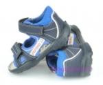 Ricosta Lauflernsandale FRIS blau, Gr. 20-21 (Fris: Gr. 20)
