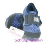 Rohde Hausschuhe dunkelblauen Washjeans, Gr. 23/24/25/26 (2165/56: Gr. 23)