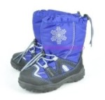 Superfit Goretex Winterstiefel royalblau Slip in, Gr. 27 (Winterstiefel 1-45-02: Gr. 27)