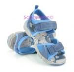 Superfit Sandale blau, Gr. 30+31+32+33+34 (Sandale 2-180-88: Gr. 30)