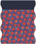 TWISTER FLEECE Multifunktionstuch KIDS d.blau/orange Sodoku