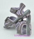 Superfit Sandale in stone/flieder, Gr. 31 (Sandale 6-128-06: Gr. 31)