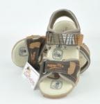 Superfit Sandale moccabraun, Gr. 33 (Sandale 6-447-02: Gr. 33)