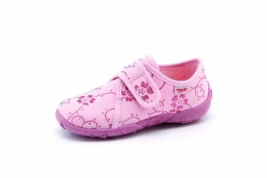 Superfit Hausschuhe in rosa, Gr. 31+32+33+34+35 (rosa 6-259-61: Gr. 31)