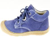 Ricosta Halbschuhe /Erstlingsschuhe CORY kobaltblau, Gr. 18 (CORY blau: Gr. 18)