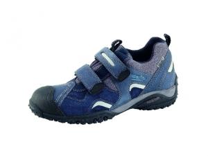 Superfit Sneaker blau mit Goretex, Gr.35-36 + 39-40 (Sneaker 5-362-81: Gr. 35)