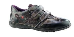 Superfit Sneaker moccabraun schmaler Schnitt, Gr. 31 + 38 + 40 (Sneaker 5-414-11: Gr. 38)