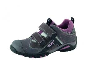 Superfit Sneaker grau Velourleder/Nubuk/Textil, Gr. 37 + 38 (Sneaker 5-361-06: Gr. 37)