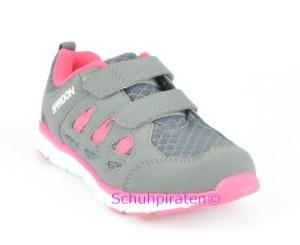 EB Brütting Turnschuh SPIRIDON FIT grau/pink, Gr. 30-31 + 33 (Spiridon Fit: Gr. 30)