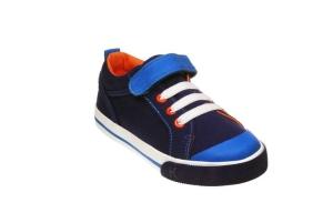 See Kai Run Stoffschuhe Modell NOEL d.blau/orange, Gr. 28+29 (NOEL: Gr. 28)
