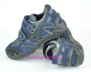 Primigi Halbschuhe MAX dunkelblau, Gr. 30+33+35 + 39-40 (MAX 77011/00: Gr. 33)